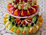 Fruit Platter Tower